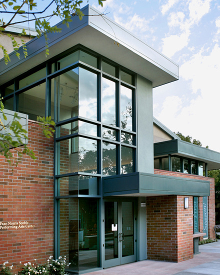 FRAN NORRIS SCOBLE PERFORMING ARTS CENTER