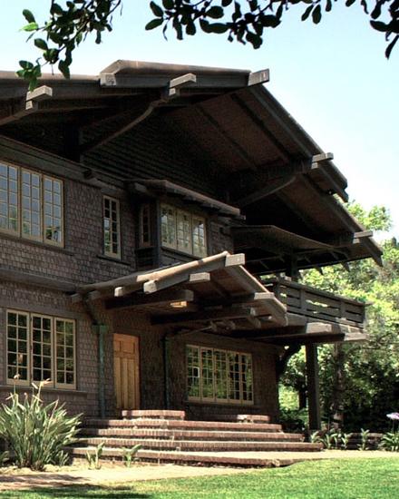 PITCAIRN HOUSE