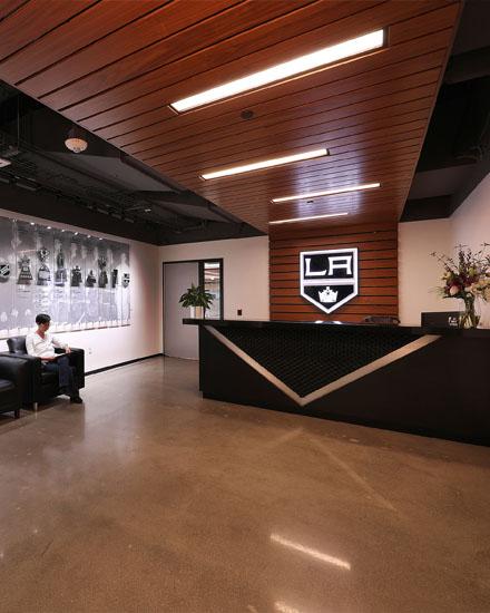 LA KINGS Office